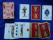 Collectible advertising. Guinness playing cards Guinness is good for you